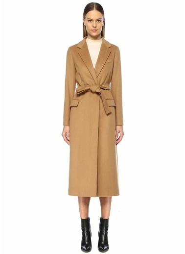 Beymen Collection Palto Camel
